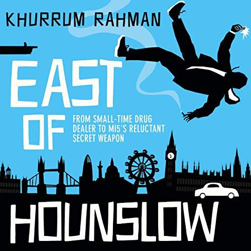 East of Hounslow audiobook cover art