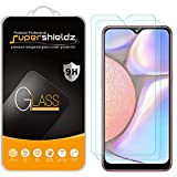 (2 Pack) Supershieldz for Samsung Galaxy A10s Tempered Glass Screen Protector, Anti Scratch, Bubble Free