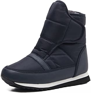 [YFS] ブーツ レディース メンズ スノーブーツ スノーシューズ スキーブーツ アウトドアシューズ ロングブーツ冬用 防寒 防滑 保暖 長靴 雪靴 花見 桜