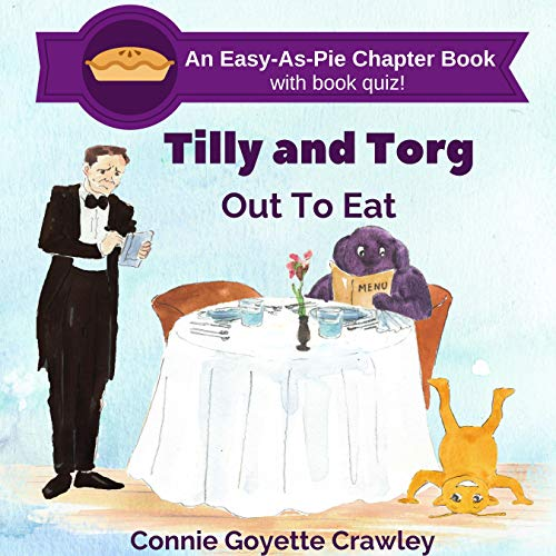 Tilly and Torg: Out to Eat, Volume 1 Titelbild