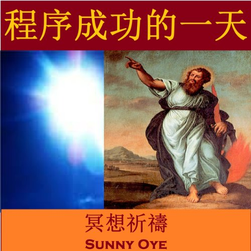 Program Your Day For Success (Chinese) - Meditational Prayers audiobook cover art