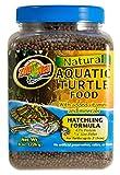 Zoo Med Hatchling Formula Nourriture Naturel pour Tortue Aquatique 226 g