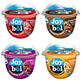 (Discontinued by Manufacturer)joyböl Smoothie Bowls, Chocolate Hazelnut, Easy Breakfast, Non-GMO, 4 Count