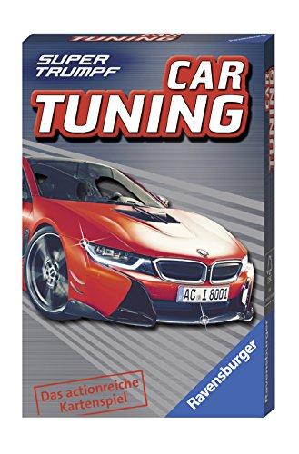 Ravensburger Kinderkartenspiele 20331 - Car Tuning