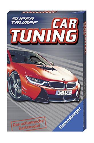 Ravensburger Kinderkartenspiele 20331 - Car Tuning