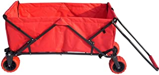 uline quad folding utility wagon