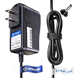 T-Power (6.6ft Long Cable) Ac Dc Adapter Compatible with Dokocom STC-A515B-Z STC-A515B-2 STC-AS1SB-Z STC-AS1SB-2 ITE Power Supply Replacement Power Supply Cord