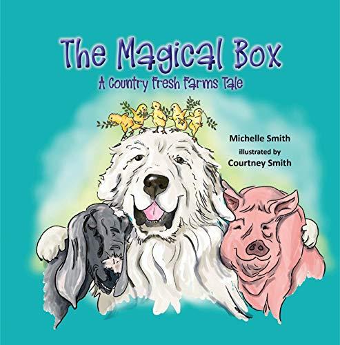 The Magical Box: A Country Fresh Farms Tale (English Edition)