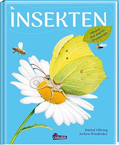 Insekten – Wissen und allerlei Drumherum: Ein Insektenbuch für Kinder ab 5