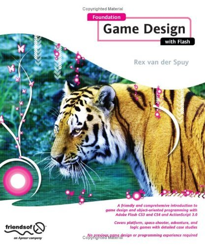 Foundation Game Design with Flash (Foundations) (English Edition)