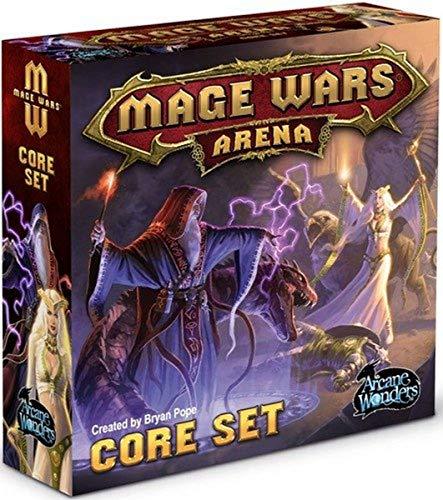 Arcane Wonders Inc. Mage Wars Arena Core Set Board Game