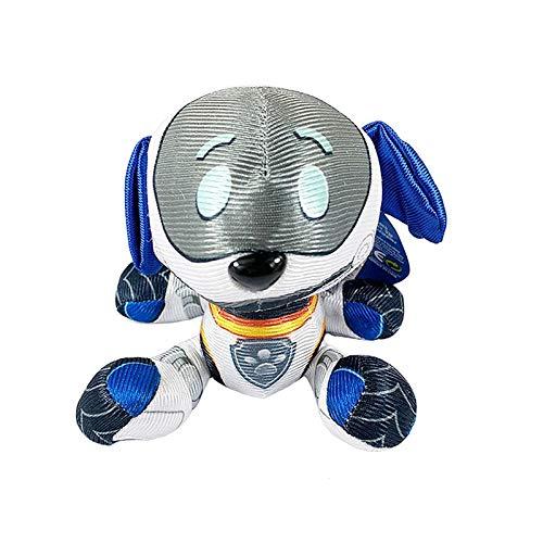 changshuo Stofftier Paw Patrol Robo-Hund Marschall Rocky Chase Skye Gefüllte Plüschpuppe Anime Kinderspielzeug Actionfigur Plüschpuppe Modell Kuscheltier Geschenk