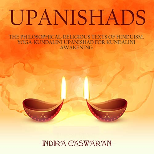 Upanishads Audiobook By Indira Easwaran cover art
