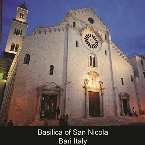 Basilica of San Nicola Bari Italy (ENG) copertina