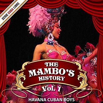 Serie Cuba Libre: The Mambo's History, Vol. 1