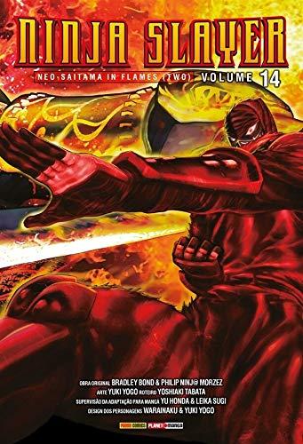 Ninja Slayer - 14