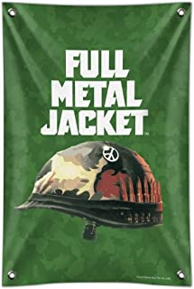 """GRAPHICS & MORE Full Metal Jacket Born to Kill Home Business Office Sign 22"""" x 33"""" Multi MINI.BANNER.WBGAM033.Z004807_8"""
