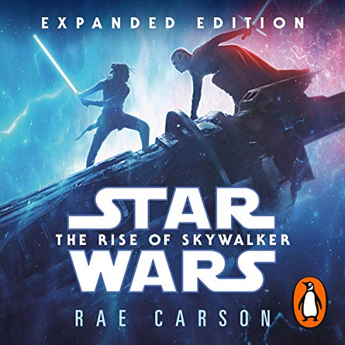 Couverture de Star Wars: Rise of Skywalker (Expanded Edition)