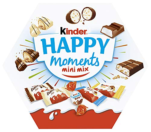 Ferrero - kinder Happy Moments Mini Mix 162g