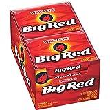 Wrigley's Slim Pack Big Red 10 - 15 Stick Packs 150 Pieces - USA