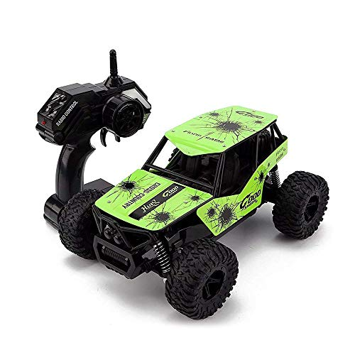RC Car SGOTA 2.4Ghz 1/16 Scale High-Speed RC Truck RC Crawlers with Long Battery Life Off-Road Radio Controlled Electric Vehicle Remote Control Cars for Kids & Adults