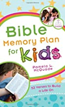 Bible Memory Plan for Kids: 52 Verses to Build a Life On (VALUE BOOKS)