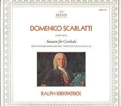 Domenico Scarlatti: Sonatas for Harpsichord / Ralph Kirkpatrick