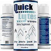 Electrolyte Supplement for Rapid Hydration   NO Calories NO Sugar   Potassium, Magnesium & Zinc   Leg Cramp Relief   48 Servings