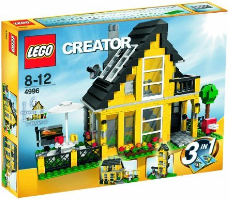 LEGO (LEGO) Creator cottage 4996