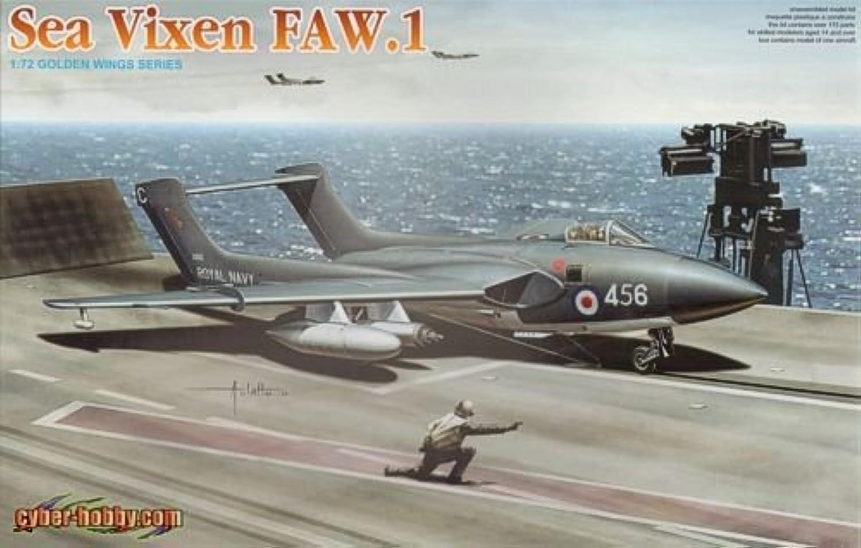 1 72 Sea Vixen FAW.1 Fighter