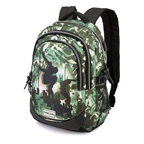 PRODG PRODG Fly-Running HS Rucksack Mochila Tipo Casual 44 Centimeters 21 Multicolor (Multicolour)