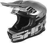 Shot Lite Solid Carbon Casco Motocross S (55/56)