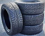 Set of 4 (FOUR) Accelera X Grip Touring Winter Tires - 235/65R17 108H XL