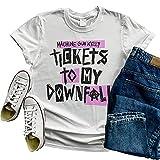 Machine Tickets To My Downfall Gun Kelly T shirt