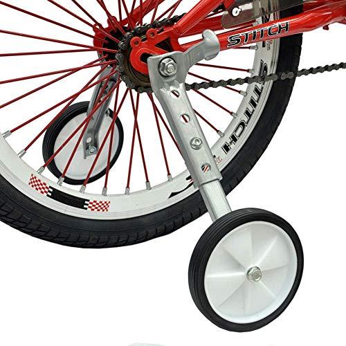JIUAI Bicycle Training Wheels, Variable Speed Bike Training Wheels Bicycle...