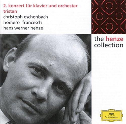 Christoph Eschenbach, Homero Francesch, Siegfried Behrend, Hans Werner Henze & Ferenc Fricsay