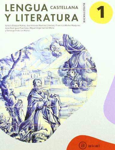 Lengua Castellana Y Literatura. Siglo XVII. Bachillerato 1 - 9788446033806