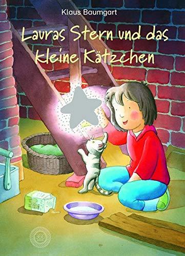 Lauras Stern und das kleine Kätzchen: Ein Erstlesebuch aus der Reihe »Lauras Stern«