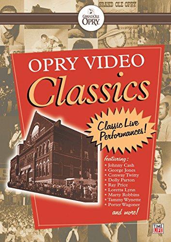 Opry Video Classics II 8 DVD Set
