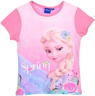 Disney Frozen Anna Elsa Nightshiirt aus Baumwolle