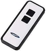 Garagedeur afstandsbediening Mini Novotron 522 (2-kanaals zender; KeeLoq-wisselcode; 433 MHz; zwart/wit) TM15910001150