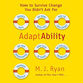 AdaptAbility audiobook cover art