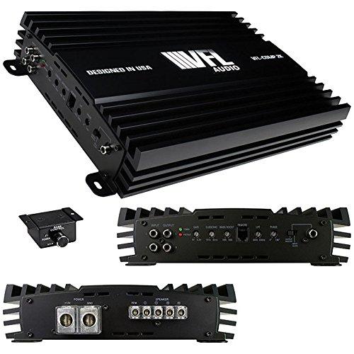 American Bass VFLCOMP2K Vfl Audio Competition Amplifier 2000 Watts Rms D Class