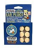 Putty Buddies Tapones flotantes de oídos para para Nadar y bañarse (inventados por un médico y...
