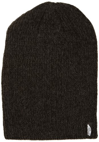 Vans M MISMOEDIG BEANIE BLACK HEATHER - Bonnet - Homme - Noir (Black Heather) - Taille unique (Taille fabricant: One Size)