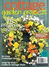 Cottage Garden Projects Magazine 2018 Flea Market Style Container Gardening DIY