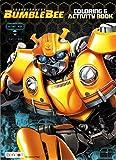 Hasbro Transformers Bumblebee - Coloring & Activity Book - v2