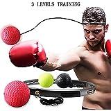 Boxaball, réflex Ball Boxeo, Fight Ball Reflex, la coordinación, los Reflejos y la Habilidad, Boxeo Fight Ball Reflex para Mejorar Las reacciones de Velocidad y la coordinación Ojo Mano