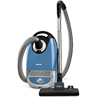 Miele Hard Floor Vacuum Cleaner with Rug & Floor Tool + XL Floor Brush
