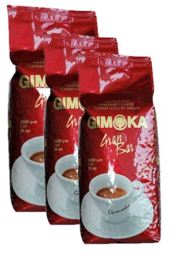 Gimoka Espresso Miscela Gran Bar, ganze Bohne - 12 KG